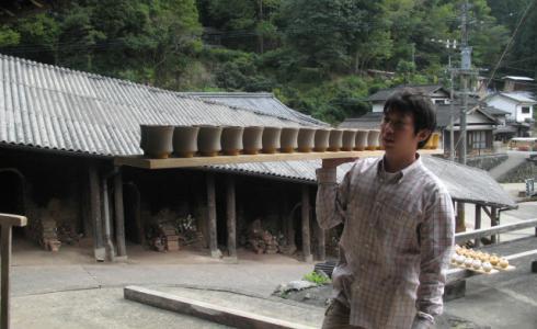 Onda village in Kyushu